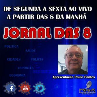 Programme: JORNAL DA 8