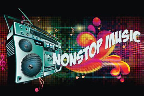 Programme: Non-stop music