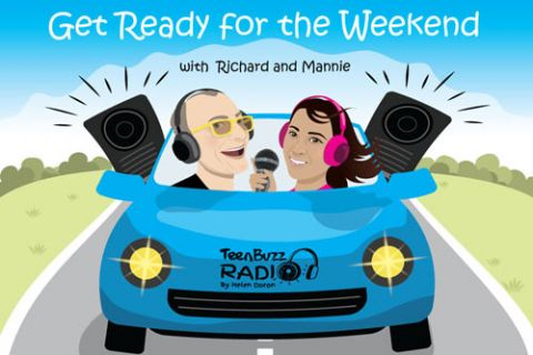 Programme: Get ready for The Weekend