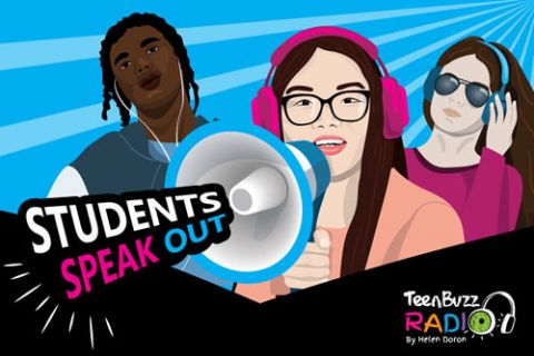 Programme: Students Speak Out!