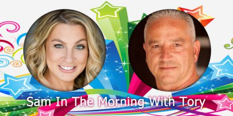 Programme: Sam in the morning with Tory