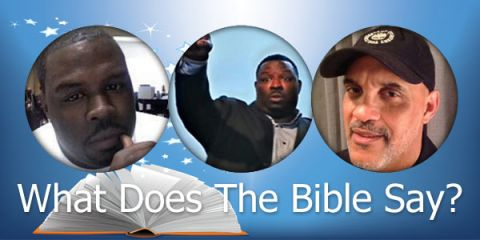 Programme: What Does The Bible Say?