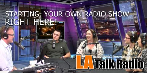 Programme: STARTING YOUR OWN RADIO SHOW