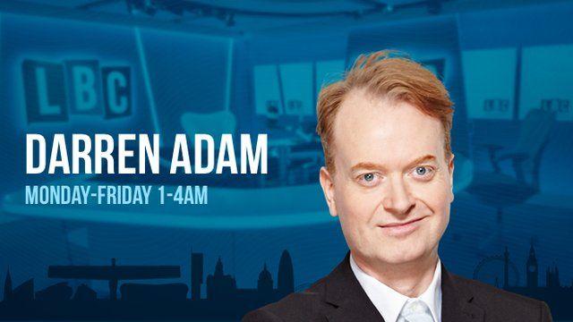 Podcast: Darren Adam
