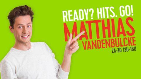 Programme: Ready? Hits. Go! Met Matthias.