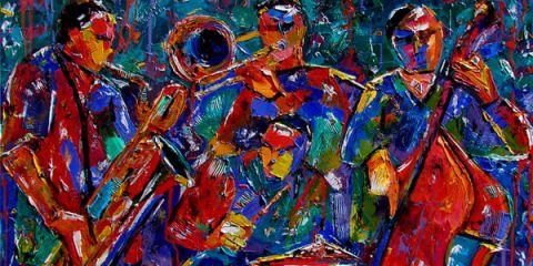 Programme: Saturday Afternoon Jazz